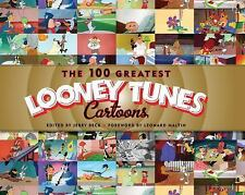 New Collectible The 100 Greatest Looney Tunes Cartoons Book,Beck Warner Brothers