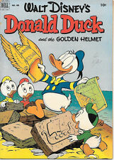 Walt Disney's Donald Duck Four Color Comic Book #408, Dell 1952 FINE-