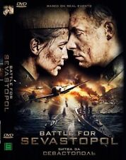 Battle for Sevastopol  BITVA ZA  SEVASTOPOL  WORLD WAR II MOVIE 2015.ENGLISH SUB