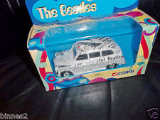 THE BEATLES CORGI DIE CAST SCALE MODEL NEWSPAPER TAXI MODEL No. 58007 BRAND NEW