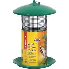 "Stokes Select 8.6"" D X 13.1"" H Sunflower Seed Screen Hanging Bird Feeder 38175"
