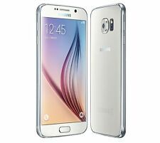 Samsung Galaxy S6 SM-G920A (Latest Model) - 32GB - White (AT&T) Unlocked Grade C