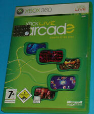 XBOX Live Arcade Compilation Disc - Microsoft XBOX 360 - PAL