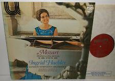 6500 008 Mozart Piano Concertos K.466 & K.488 Ingrid Haebler LSO Galliera Rowick