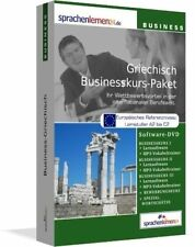Sprachenlernen24.de Griechisch-Businesskurs Software (2013)