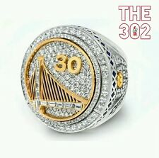 2015 Golden State Warriors NBA Champions Ring