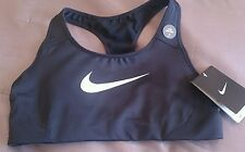 Womens nike high support top/bra size S
