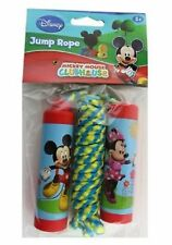 DISNEY MICKEY&MINNIE MOUSE 7 FOOT JUMP ROPE JUMPING ROPE-BRAND NEW IN PACKAGE!