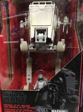 Star Wars Imperial AT-ST Walker and Imperial AT-ST Driver Action Figures BLACK S