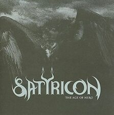 SATYRICON - The Age Of Nero [PA] CD ** BRAND NEW : STILL SEALED **