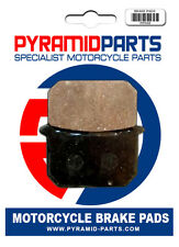 Kawasaki Z 1000 J 81-83 Rear Brake Pads