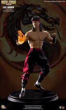 Pop Culture Shock PCS Mortal Kombat Liu Kang 1:4 Exclusive Statue Figure NEW