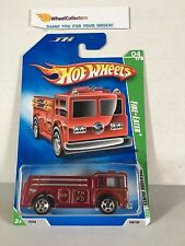 Treasure Hunt * Fire-Eater #46 * 2009 Hot Wheels * H9