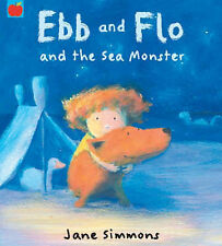 Jane Simmons Ebb and Flo and the Sea Monster Very Good Book