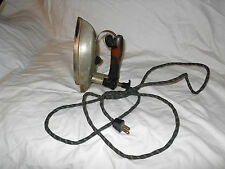 Vintage 1950's General Electric Iron Works Great! Made in USA