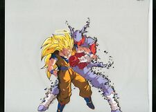 SON GOKU JANEMBA DRAGONBALL original Production anime cel MOVIE RARE!!