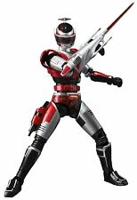 S.H.Figuarts Special Rescue Police Winspector FIRE Action Figure BANDAI  New JP