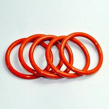 44mm Tube Dampers Silicone O-Ring fit KT88 6550 KT66 KT100 tube audio Amps 50pcs