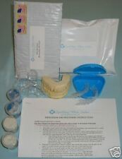 1 Set Custom Teeth Whitening Trays and 4 10ml XL Sytinges of 35% Whitening Gel