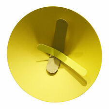 NEW Diamantini & Domeniconi Mozia Medium Wall clock - Lemon Yellow - Size : M