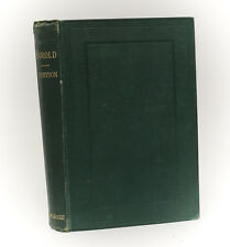 Tennyson, Alfred Lord 'Harold'. Henry S. King & Co., London, 1877. 1st Edition