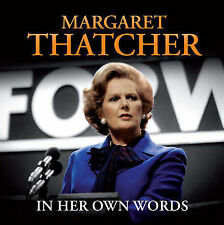 Margaret Thatcher In Her Own Words (CD Box Set), edited by Iain Dale, Good, Audi