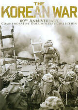 The Korean War: 60th Anniversary Collection (4-DVD, 2013) TV-14 SEALED 22 hours