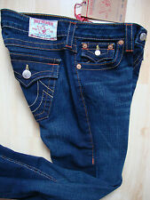 TRUE RELIGION Jeans BILLY STRAIGHT WOMENS Damen Jeanshose Gr.24 NEU mit ETIKETT