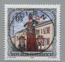 Österreich Austria 2258 Volksbrauchtum  Lungau Twamsweger Samson -  1998 gest.