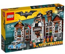 NEW LEGO BATMAN MOVIE ARKHAM ASYLUM SET 70912 sealed nib nisb twoface gcpd cops