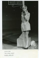 GOLDIE HAWN TRENCHCOAT LEGGY THE SPRING THING ORIGINAL 1971 NBC TV PHOTO