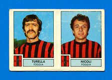 [GCG] CALCIATORI 1975-76 Panini Figurina-Sticker n. 425 - FOGGIA -New