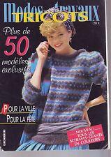 Modes Et Travaux Hors Serie -Année 1984 - Bon Etat 50 Modeles
