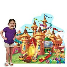CANDY LAND CASTLE STANDEE * birthday party decoration * candy land