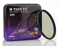 W TIANYA XS-Pro 1D 46mm CPL filter Ultrathin optical filter