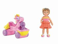 Fisher-Price Loving Family Dollhouse Figure Toddler Doll W/ Ride-on Giraffe
