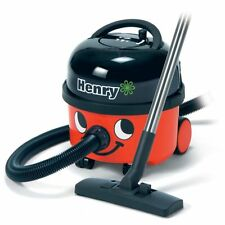 Numatic HVR200A Henry Bagged Cylinder Vacuum Cleaner Red/Black - 1200w