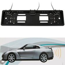 Car Reverse Camera Vehicle Rear View Park Cam Radar Parking Sensor 170°