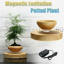 Magnetic Levitation Air Bonsai Suspension Flower Pot Potted Plant Novelty Gifts