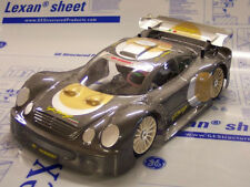 1/8 Mercedes CLK Body 1.5mm Ofna GTP2E HyperTraxxas Slash Rally Serpent 0142/1.5