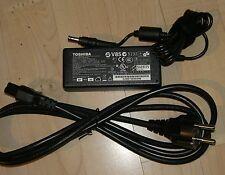 Netzteil Toshiba Satellite L30 L35 L40 L30-11H L40-12K L35-S1954 Ladekabel 65W