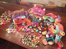 Littlest Pet Shop *LPS* HUGE Lot of Figures, Accessories, Buildings, and More