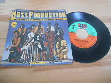 "7"" Pop Mass Production - Welcome To Our World (2 Song) WEA COTILLION"