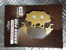 SEMI METAL FRONT OR REAR BRAKE PADS FOR SYM Quadlander 300 08-10 F&R