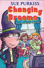 Changing Brooms (Black Cats), Purkiss, Sue, New Book