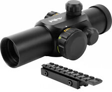 AIM Tactical Red Green Dot Scope w/ 4 Reticle + Mount Fits Mossberg Plinkster 22
