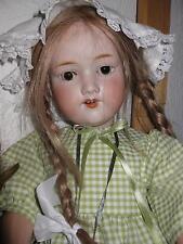 antike Porzellankopf-Puppe Armand Marseille 390 A7M 62 cm antiker Glieder-Körper