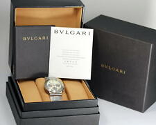 Authentic BVLGARI Diagono CH35S Automatic Chronograph Mens Wrist Watch_243225