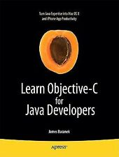 Learn Objective-C for Java Developers-ExLibrary