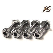4 WORK VS-KF VS-SS M7 VS replacement bolts for 3 piece wheel hardware JDM